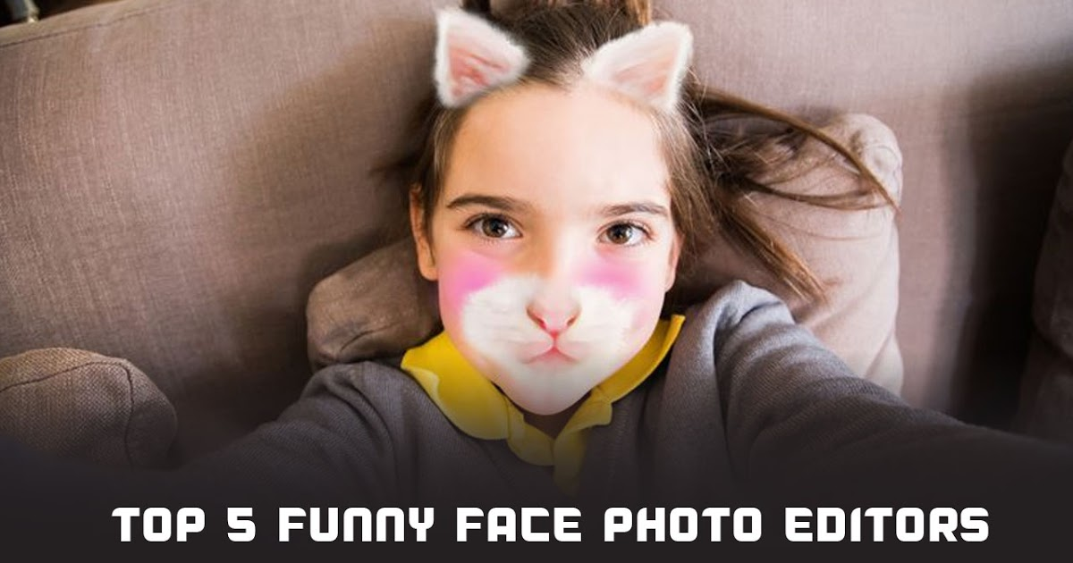 Top 5 Funny Face Photo Editors android Applications