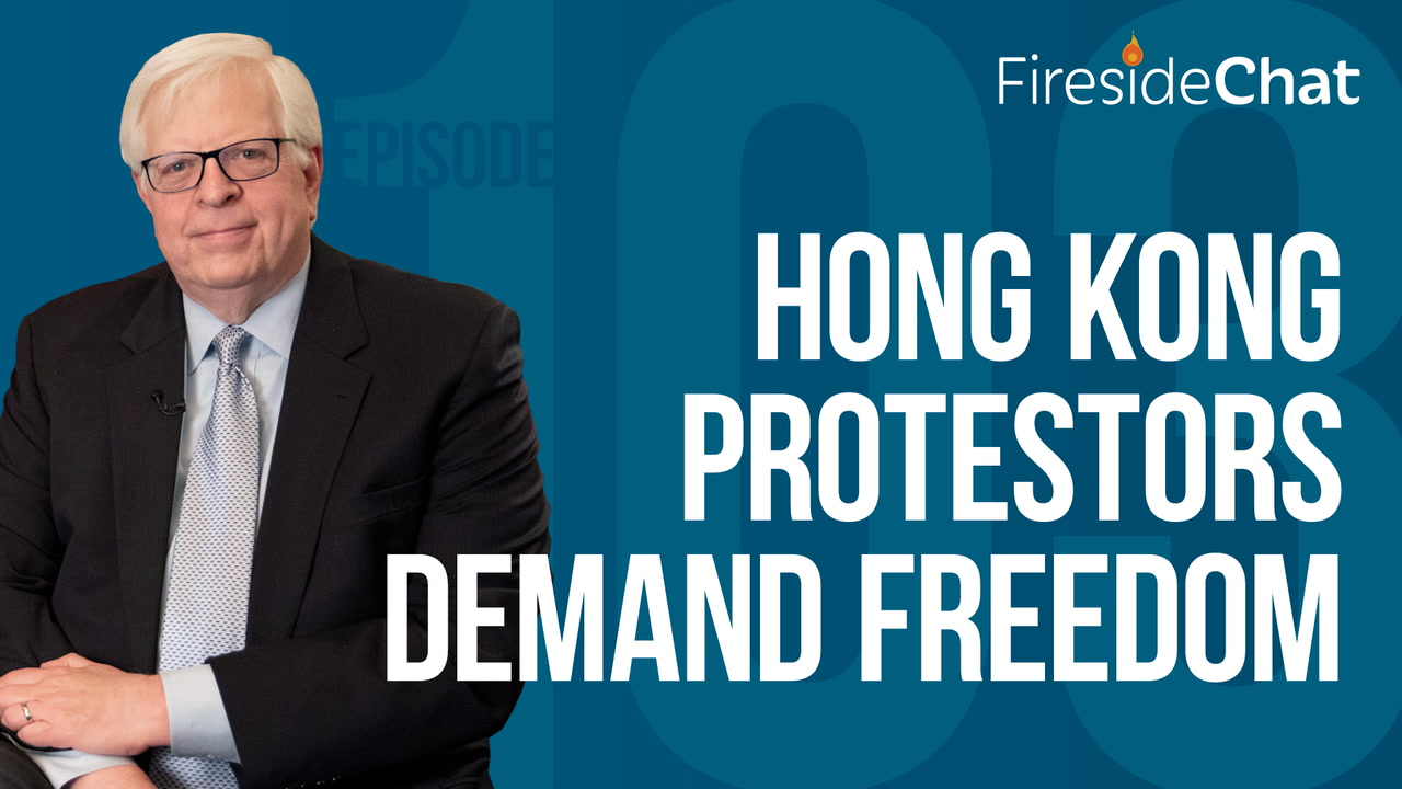 Ep. 103 – Hong Kong Protestors Demand Freedom | PragerU