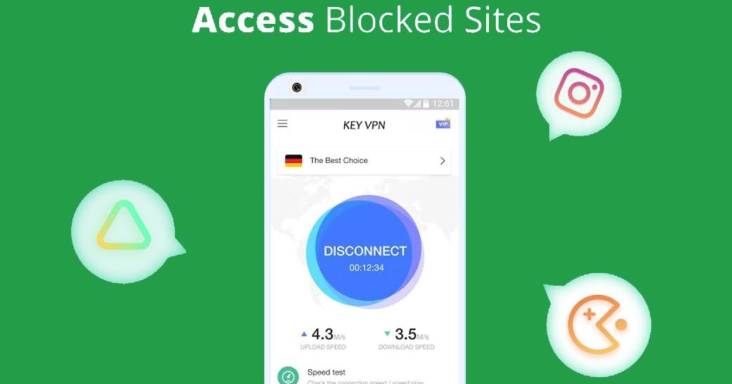 Top five VPN Applications for Android users to Access all Blocked Sites