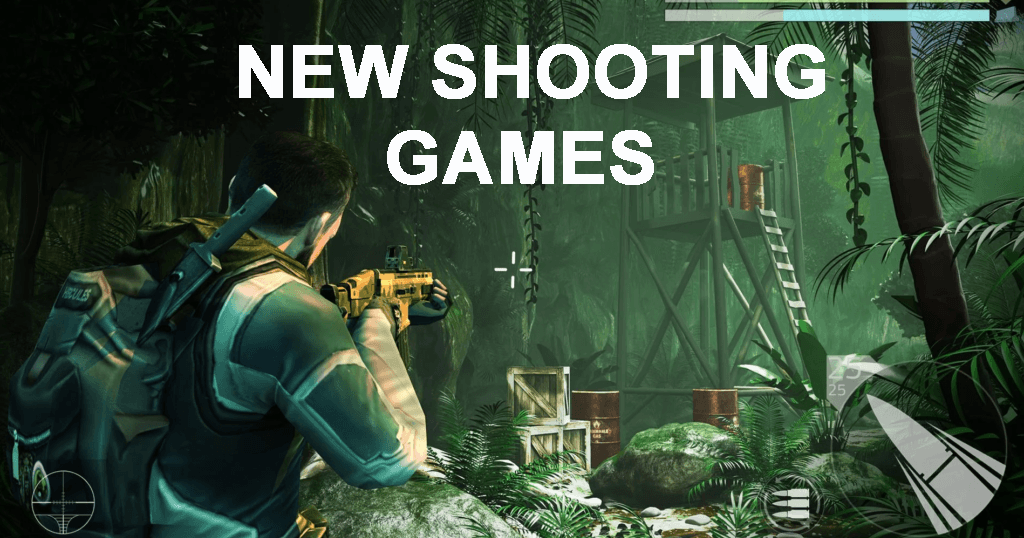 New Shooting Games - Zombie Shooter