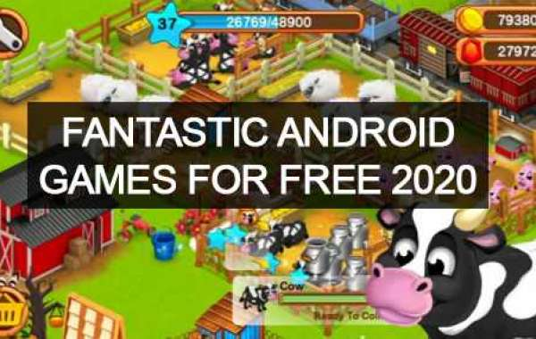 FANTASTIC ANDROID GAMES FOR FREE 2020