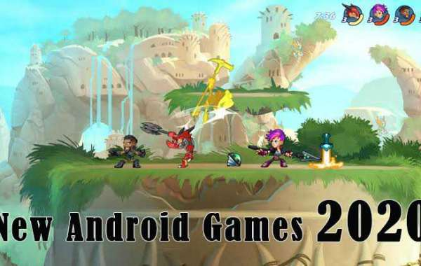 New Android Games 2020