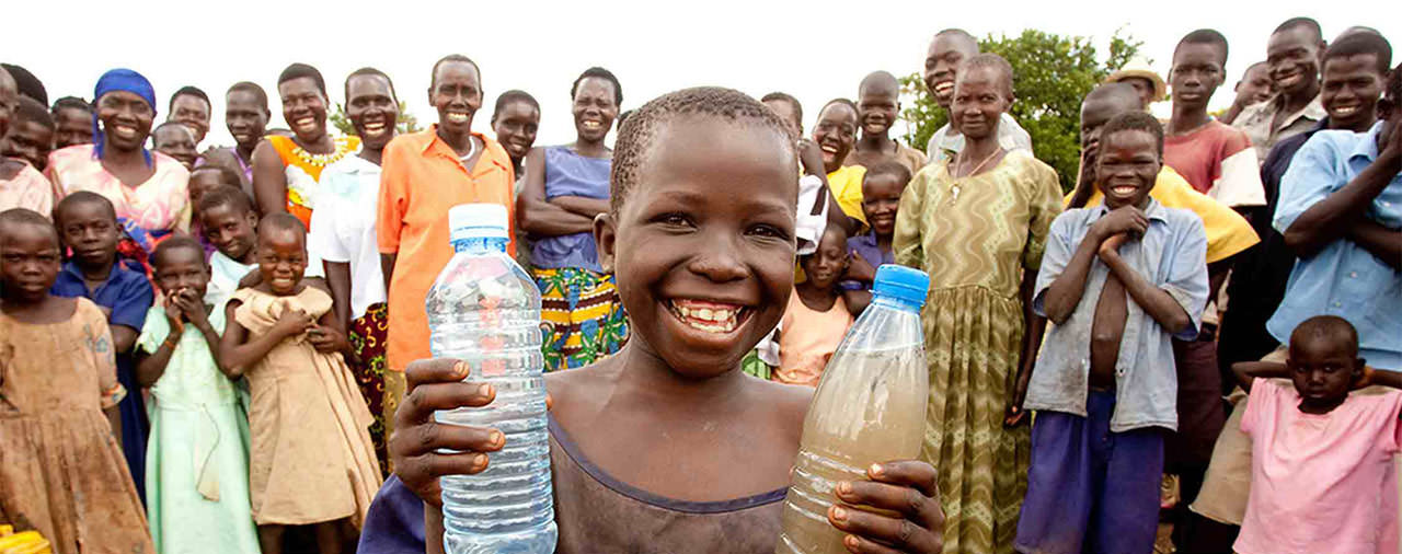 The Spring Monthly Donation Program | charity: water