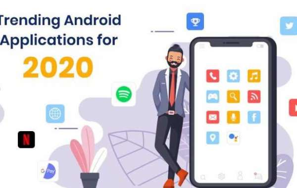 Top Android applications 2020