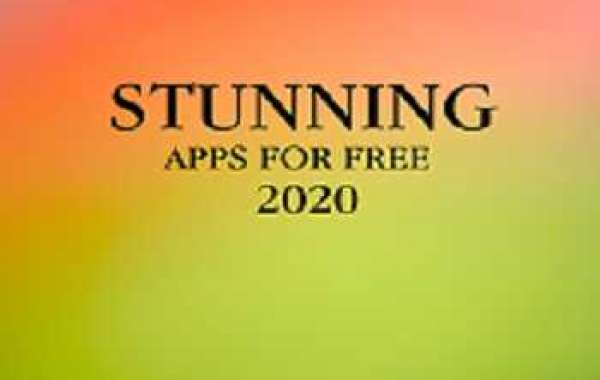 STUNNING APPS FOR FREE 2020