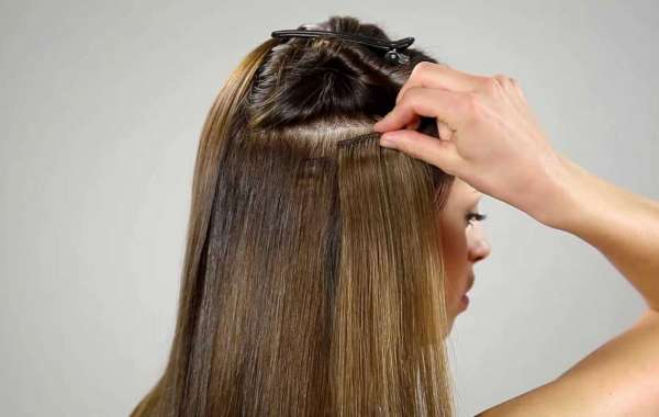 The Best Way to Care For Clip In Hair Extensions