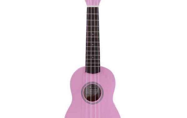 Sells ukulele and ask questions