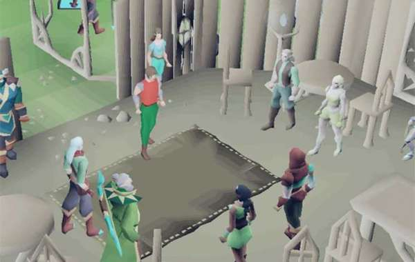 I love the style of OSRS Remastered