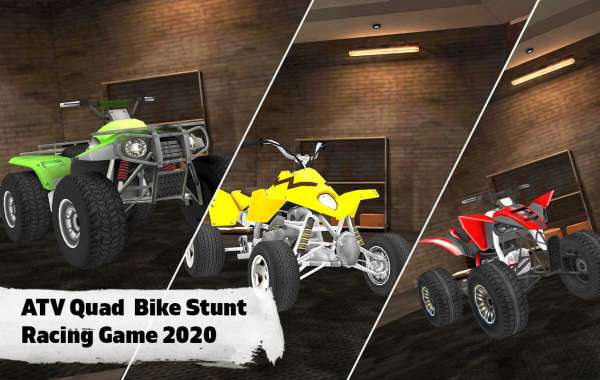 Latest Best Atv Quad Bike Racing 3d Game: Insta Games 2020