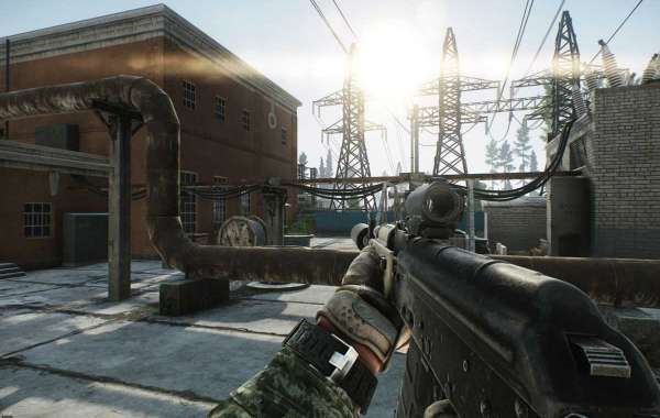 Escape from Tarkov appears to be coming alongside well