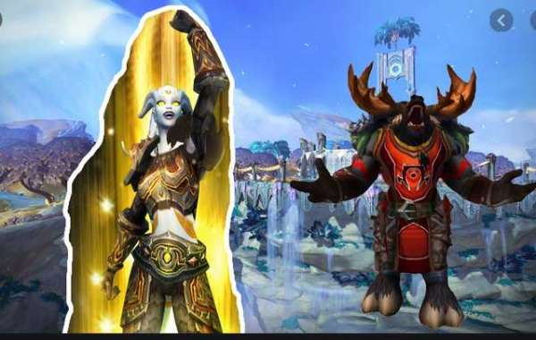 The leveling process for World of Warcraft Classic is time consuming, but also very peaceful