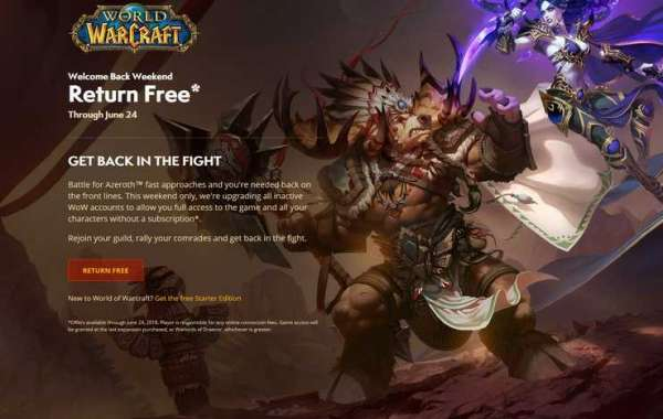 Blizzard wants to eliminate World of Warcraft's austerity