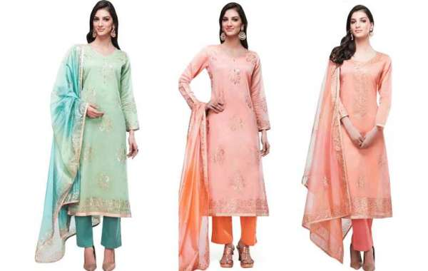 Salwar Kameez-Outfit to Make You Feel Special from Morning to Night