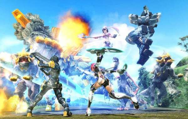 They're remaking base PSO2 visuals anyhow