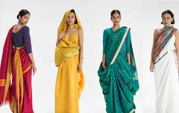 Why Does Every Woman Adore A Designer Saree?