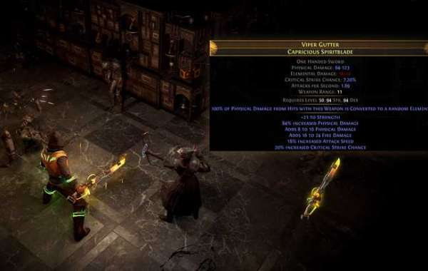 The POE 3.12.4b patch released by GGG improves the game experience of players
