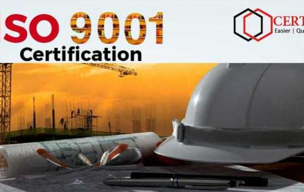 What are the business benefits and implementation of ISO 9001 in Hyderabad?