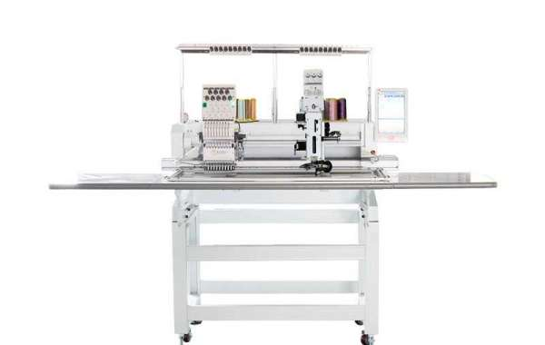 Some knowledge of taping embroidery machine