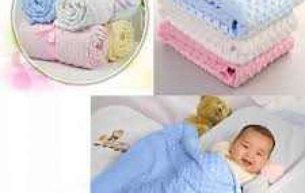 Introducing Baby Blankets In A New Light