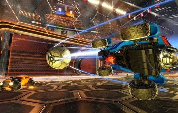 Rocket League is coming to the Nintendo Switch this vacation season