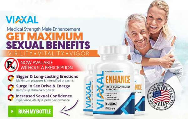 Viaxal Extra Strength Reviews – Restore Sex Drive & Boost Testosterone Level!