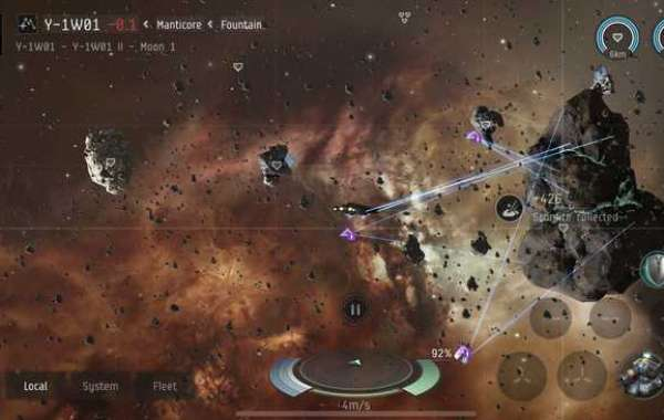 EVE Online introduced new features