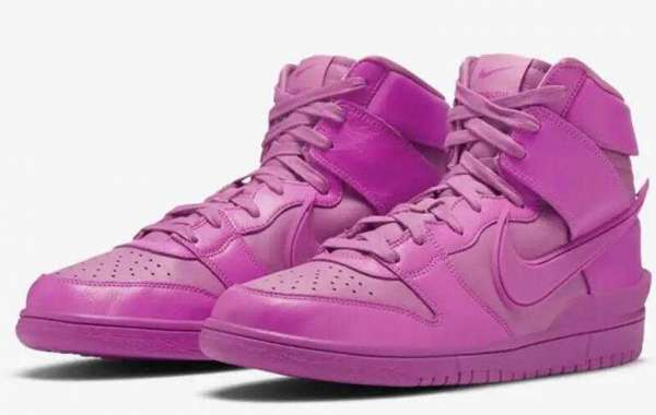 When Will the Ambush x Nike Dunk High Deadly Pink to Release ?