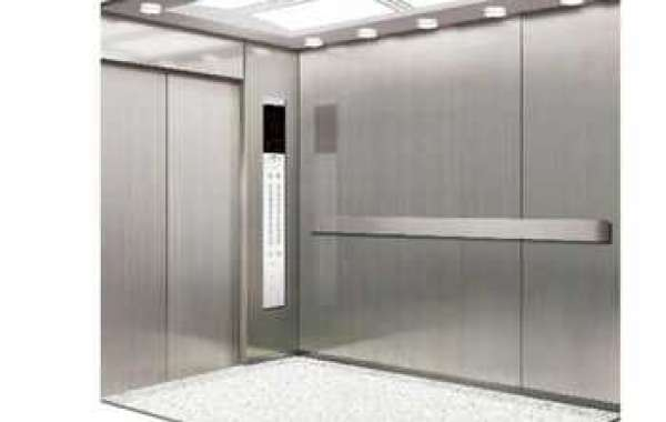 The elevator is a confined space and needs infection control