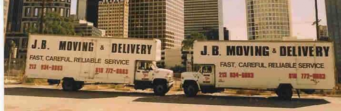 JB Movers Los Angeles Cover Image