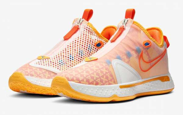 "CD5078-101 Gatorade x Nike PG 4 ""Orange GX"" To Buy Theairmax270.com"