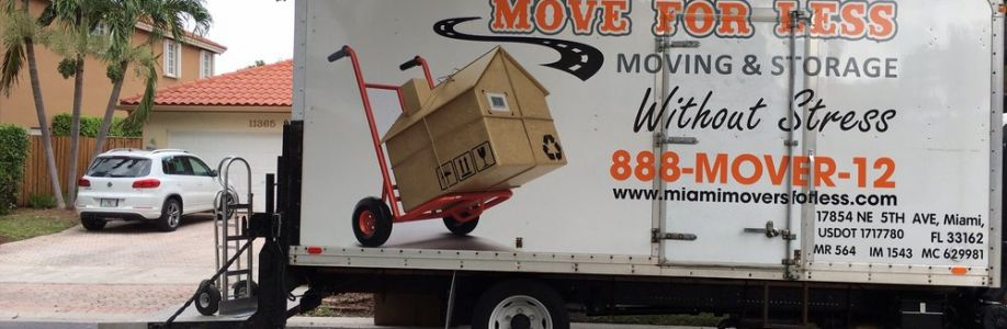 Miami Movers for Less Cover Image