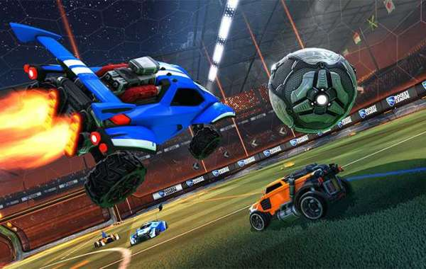 I offered Rocket League while it become launched