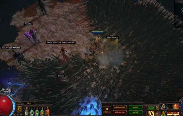 Introduction to currency in Path of Exile
