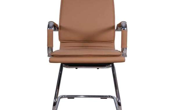 Material Of Pu Office Chairs