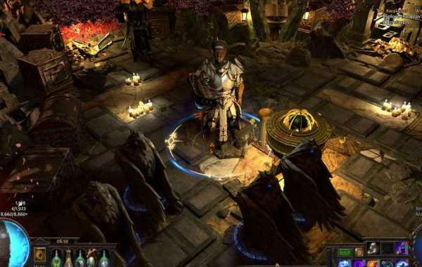 It is very practical for novices to learn to use the various resources of Path of Exile