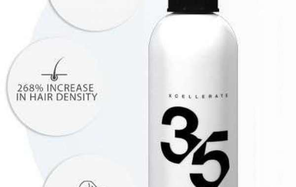 Does Xcellerate 35 Hair Serum Work?