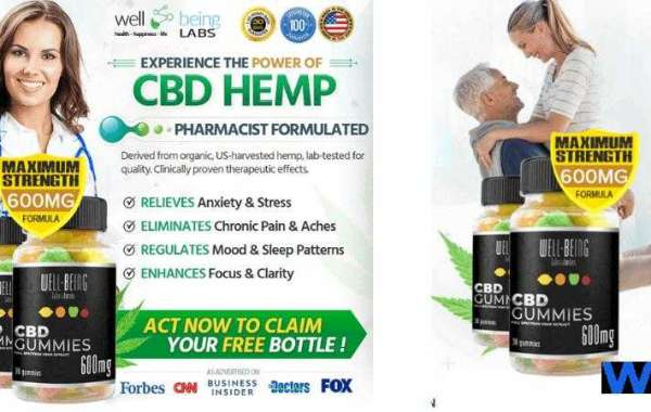 Well Being CBD At time I is