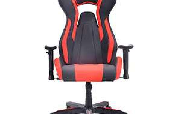 Why Ergonomic Gaming Chairs Are A Good Choice