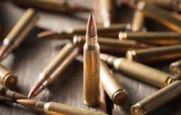 The most common rifle ammunition