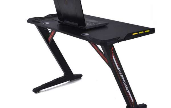 Introduce The Performance Of The Adjustable Height Gaming Desk