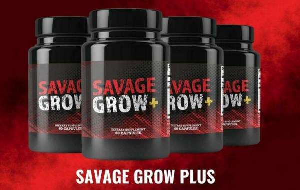 Savage Grow Plus  US, UK, CA, AU, NZ: #1 Supplement Reviews & How To Use?