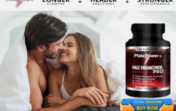 Male Power Plus Male Enhancement Pro UK Review
