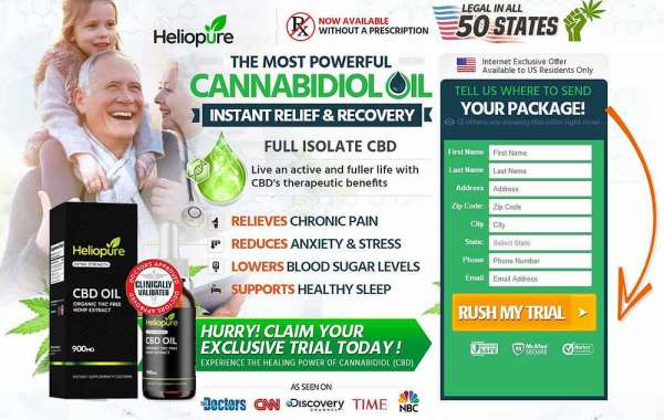 HelioPure CBD Oil ™ | Official Website Add Store [2021]
