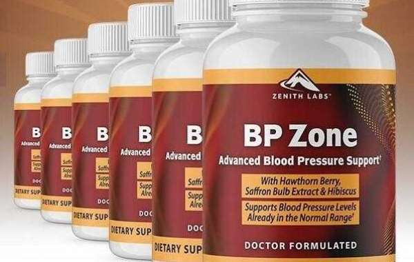 How much does the BP Zone supplement cost?