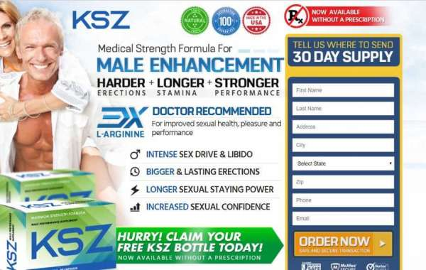 KSZ Male Enhancement Reviews - Get Maximum Testosterone Strength Does it Really Work?